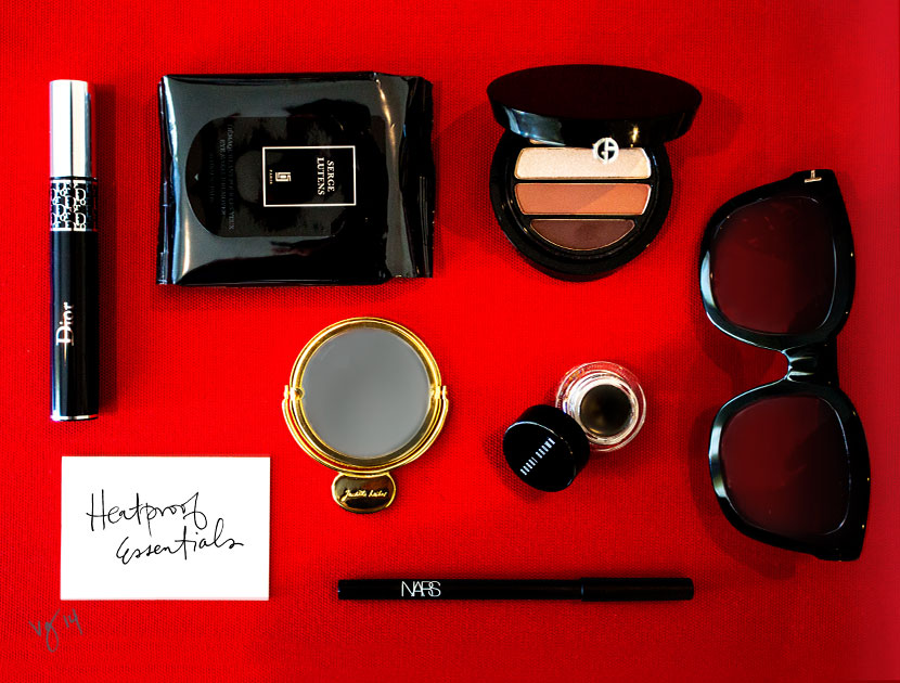 Heatproof eye makeup archive